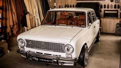 Αυτό είναι ένα Lada… με τις ανέσεις μίας Bentley!