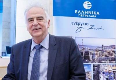 Τσοτσορός (ΕΛΠΕ): Ιστορικά υψηλά σε κέρδη EBITDA, που θα προσεγγίσουν το 1 δισεκ. ευρώ
