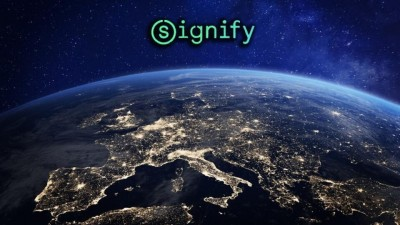 Signify: Η Ελλάδα από τις πρώτες χώρες παγκοσμίως που υποδέχεται το LiFi