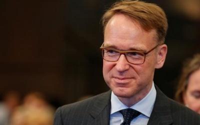 Μήνυμα Weidmann:  Η ΕΚΤ πρέπει να τερματίσει άμεσα το πρόγραμμα ποσοτικής χαλάρωσης