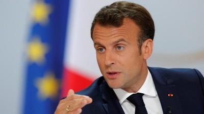 Γαλλία - Θετικός στον κορωνοϊό ο Macron - Σε καραντίνα, Sanchez, Michel, Castex, Costa