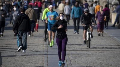 ΗΠΑ: Ο κορωνοϊός μείωσε το προσδόκιμο ζωής κατά τουλάχιστον κατά ένα έτος