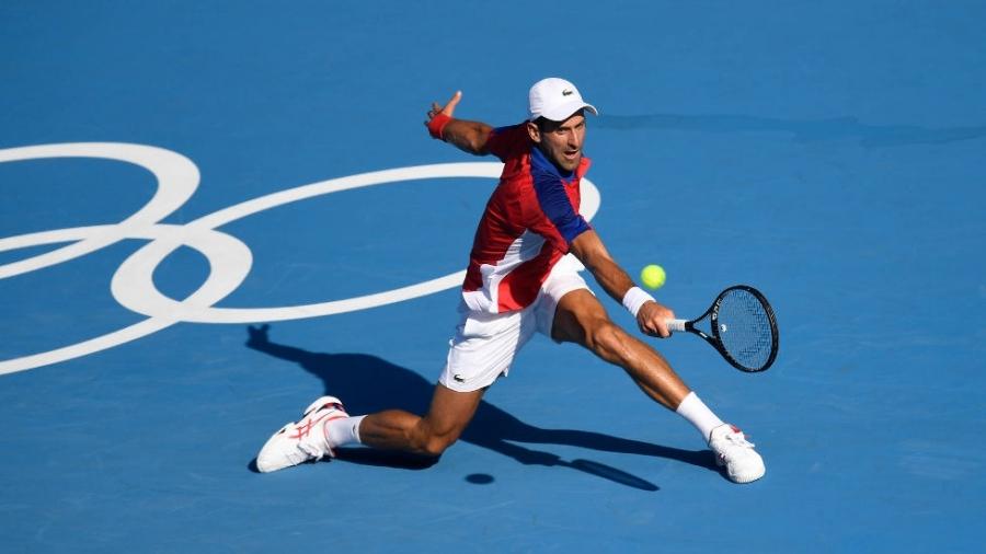 Τένις: Σαν σίφουνας στον δεύτερο γύρο ο Τζόκοβιτς
