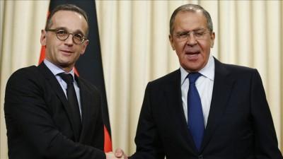Διπλωματικός πυρετός για τη Λευκορωσία: Τηλεφωνική συνομιλία Lavrov - Maas