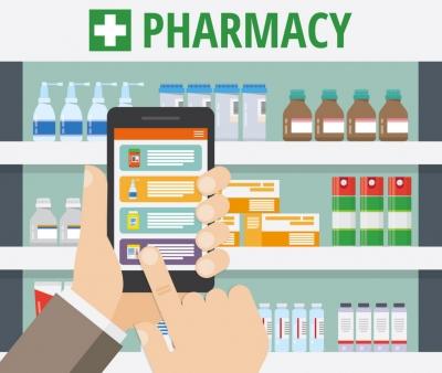 Αύξηση πωλήσεων 38,3% στα e - φαρμακεία το α' τρίμηνο 2021 στην Ελλάδα