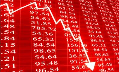 Εκ νέου διόρθωση στη Wall, με Dow -1,01% και Nasdaq -1,63% - Ισχυρή άνοδος 1,91% για FTSE MIB στην Ιταλία λόγω S&P, στο +1,2% ο DAX