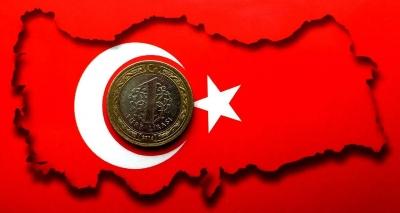 H τουρκική λίρα ενισχύεται 1 δολ προς 6,92 λίρες λόγω νομισματικής πολιτικής και ανάκαμψης της οικονομίας