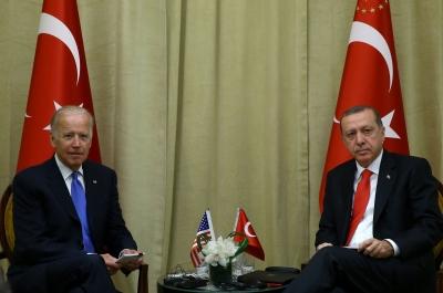 Erdogan: Θέλουμε να ενισχύσουμε τις σχέσεις μας με τις ΗΠΑ, σε μία νέα win – win βάση