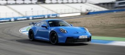 Porsche: H 911 GT3 δοκιμάστηκε για 5.000 χλμ. με συνεχώς 300 χλμ./ώρα!