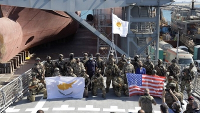 Κύπρος: Άσκηση της ομάδας της ΜΥΚ της ΕΦ με τους NAVY SEALS των ΗΠΑ