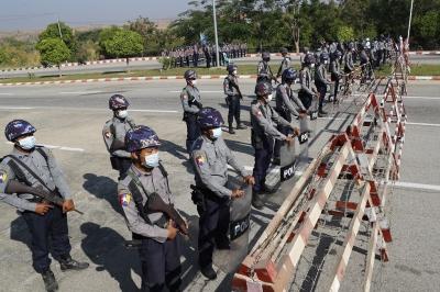 Συζήτηση στον ΟΗΕ για το πραξικόπημα στη Μιανμάρ - Έκκληση για απελευθέρωση πολιτικών
