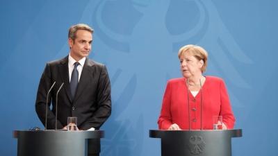 Στην Αθήνα η Merkel στις 28 και 29 Οκτωβρίου - Η τελευταία επίσκεψη της ως καγκελάριος