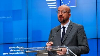 Michel (ΕΕ): Θα συζητήσουμε συγκεκριμένες προτάσεις για τις πατέντες των εμβολίων