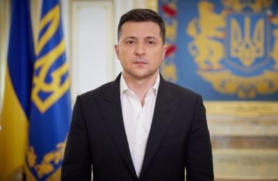 Ο Zelensky ζήτησε από τις ΗΠΑ σαφή απάντηση για την προοπτική ένταξης της Ουκρανίας στο ΝΑΤΟ