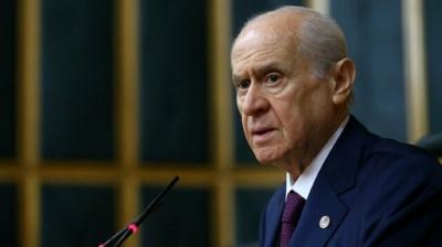 Προκλητικός ο Bahceli: Η Άλωση της Κωνσταντινούπολης δεν ήταν εισβολή, ήταν η ελπίδα ενάντια στην αποσύνθεση