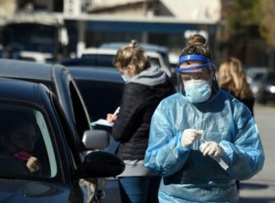 Κορωνοϊός: 580  νέα κρούσματα και ακόμα 24 θάνατοι – Στους 398 οι διασωληνωμένοι
