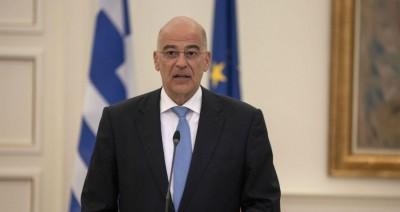 Δένδιας: Οι τουρκικές ενέργειες θα προσκρούσουν και πάλι στην διεθνή νομιμότητα που η Τουρκία πρέπει να συμφιλιωθει