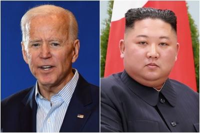ΗΠΑ: Ο πρόεδρος Biden παραμένει ανοιχτός στην έναρξη διαλόγου με τη Βόρεια Κορέα