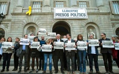 Βαρκελώνη: Καταλανοί Δήμαρχοι στις διαδηλώσεις υπέρ της Ανεξαρτησίας