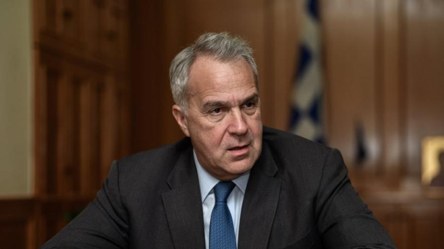 Βορίδης για απόδημους: Ο ΣΥΡΙΖΑ λέει ότι θέλει να ψηφίζουν όλοι, αλλά να μην προσμετράται η ψήφος τους