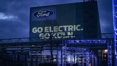 Από το 2030 όλα τα νέα επιβατικά αυτοκίνητα της Ford θα είναι ηλεκτρικά!