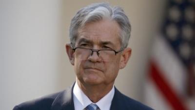 Powell (Fed): Η αγορά εργασίας στις ΗΠΑ απέχει από την πλήρη ανάκαμψη - Τα επιτόκια παραμένουν στο 0%
