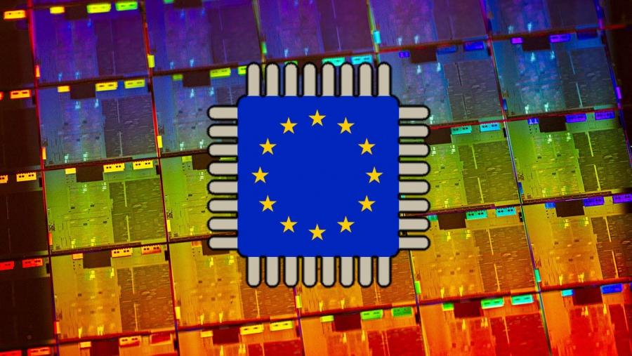 ΕΕ: Αντεπίθεση τον τεχνολογικό κλάδο με αιχμή την παραγωγή ημιαγωγών