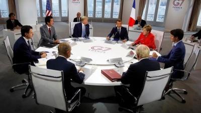 Σύνοδος G7: Συμφωνία για την άμεση παροχή βοήθειας στις χώρες που επλήγησαν από τις πυρκαγιές στην Αμαζονία
