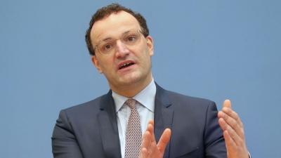Spahn (υπ. Υγείας Γερμανίας): Καθαρά προληπτικό μέτρο η αναστολή χρήσης του εμβολίου της AstraZeneca