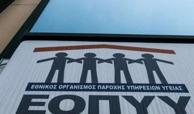 Ζημιά 6,2 εκ. ευρώ στον ΕΟΠΥΥ από παράνομες συνταγογραφήσεις σε περιφερειακό νοσοκομείο