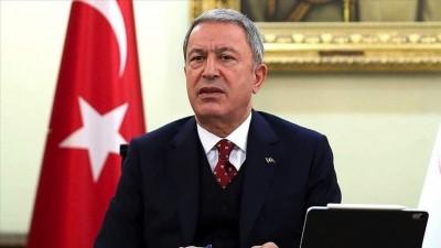 Akar (Τουρκία): Θέλουμε διερευνητικές συνομιλίες και διαπραγματεύσεις με την Ελλάδα