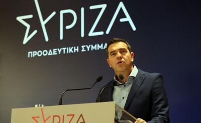 Τσίπρας: Καθαρή νίκη του ΣΥΡΙΖΑ στις επόμενες εκλογές – Όχι στις διπλές κάλπες και τα σενάρια ακυβερνησίας του Μητσοτάκη