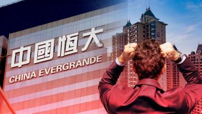 Στις 23/9 η «D-Day» της Evergrande - Πολύ πιθανή νέα αθέτηση πληρωμών - Ανησυχία στις αγορές