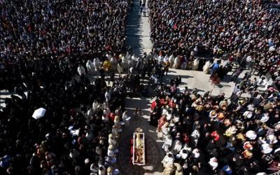 Μαυροβούνιο: Ραγδαία έξαρση κρουσμάτων μετά το λαϊκό προσκύνημα στον μητροπολίτη που πέθανε από κορωνοϊό