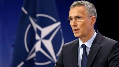 Stoltenberg (ΝΑΤΟ): Ο μηχανισμός αποτροπής βοηθά να αποτραπούν περιστατικά και ατυχήματα στην Αν. Μεσόγειο