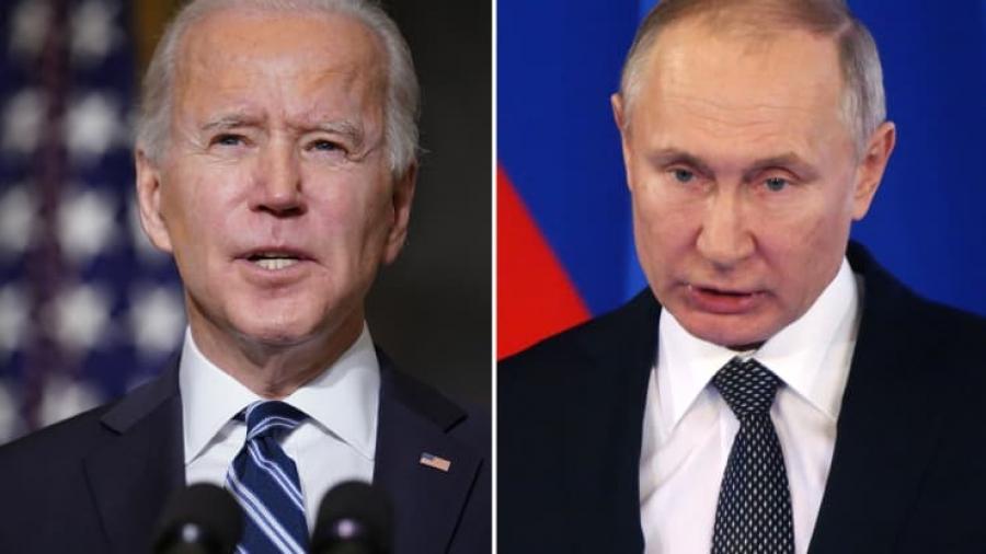 Λευκός Οίκος (ΗΠΑ): Ο Biden θα ζητήσει εξήγήσεις απο τον Putin για τις κυβερνοεπιθέσεις