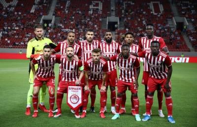 Live: Σλόβαν Μπρατισλάβας - Ολυμπιακός 2-2 (Τέλος αγώνα)