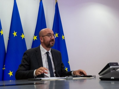 Michel (EE): H G7 θα επιταχύνει τη διανομή εμβολίων κατά του κορωνοϊού σε όλο τον κόσμο