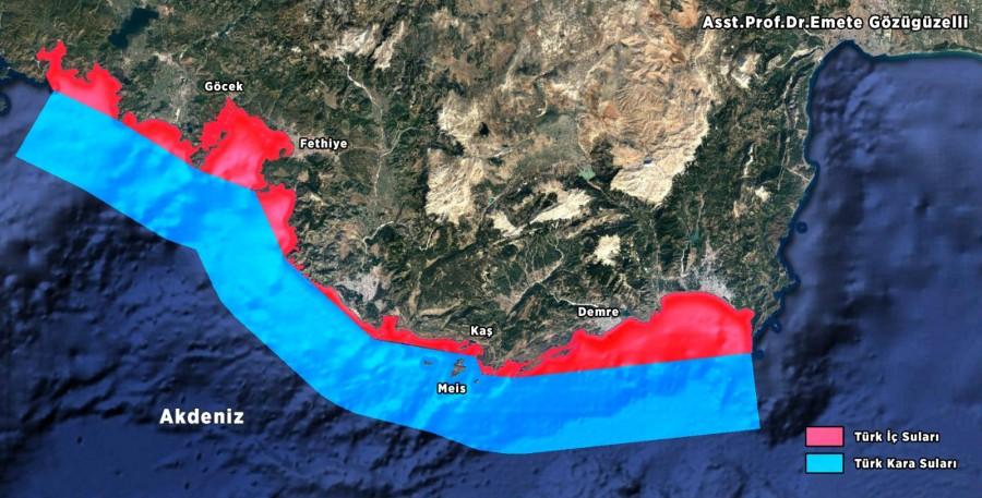 Καστελόριζο και Κύπρος θα είναι στο επίκεντρο – Οι 6 άξονες που θα θέσουν  οι Τούρκοι όταν ξεκινήσουν οι διαπραγματεύσεις με την Ελλάδα