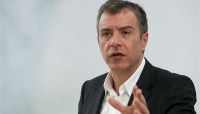Θεοδωράκης: Όσοι πιστεύουν στο τρίπτυχο λογική – σχέδιο – τόλμη θα στηρίξουν το Ποτάμι στις εκλογές