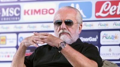 Νάπολι: Νέο Ευρωπαϊκό πρωτάθλημα προτείνει ο Ντε Λαουρέντις, κατακρίνοντας το Champions και Europa League!