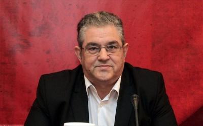 Κουτσούμπας: Για να βγει δυνατός ο λαός χρειάζεται να ενισχυθεί το ΚΚΕ - Οι υποψήφιοι στο νομό Βοιωτίας