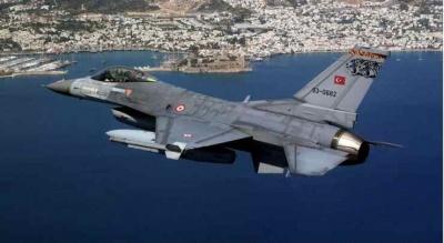 Η Τουρκία κατέρριψε drone στα σύνορα με τη Συρία