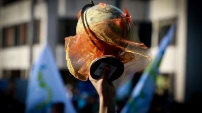 Μεγάλη διαδήλωση για την κλιματική αλλαγή στις Βρυξέλλες –  Το μήνυμα προς τους ηγέτες του κόσμου
