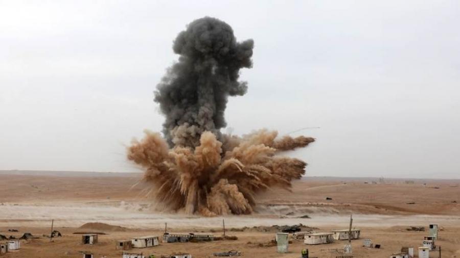 Συρία: Τουλάχιστον 18 νεκροί από την έκρηξη ναρκών