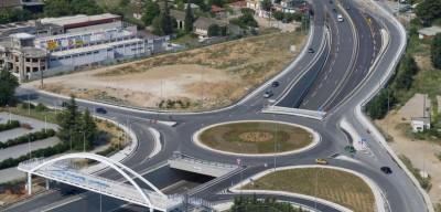 Πέντε προσφορές για την αναβάθμιση της Περιφερειακής Οδού Θεσσαλονίκης - Στα 373 εκατ. ευρώ ο προϋπολογισμός