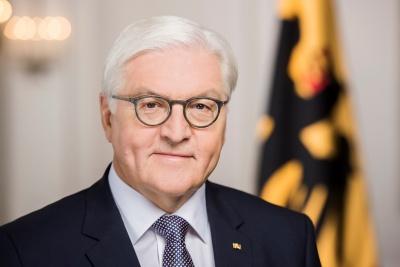 Steinmeier (Γερμανία): Με αφορμή την επέτειο της 8ης Μαΐου, καλεί τους Γερμανούς να στηρίξουν την ΕΕ
