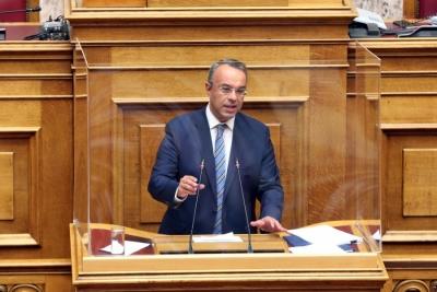 Σταϊκούρας (ΥΠΟΙΚ): Ευνοημένη η Ελλάδα από το νέο σύστημα ιδίων πόρων της ΕΕ - Όφελος 33 εκατ. ευρώ τον χρόνο