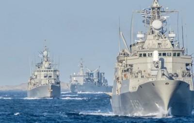 Με αντι NAVTEX απαντά η Ελλάδα στην νέα προκλητική NAVTEΧ για έρευνες του Oruc Reis νότια της Ρόδου