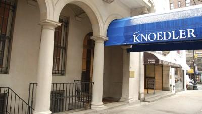 Στη μεγαλύτερη απάτη στην ιστορία της τέχνης η Knoedler&Co πούλησε 60 έργα «μαϊμούδες» για 80 εκατ. δολάρια